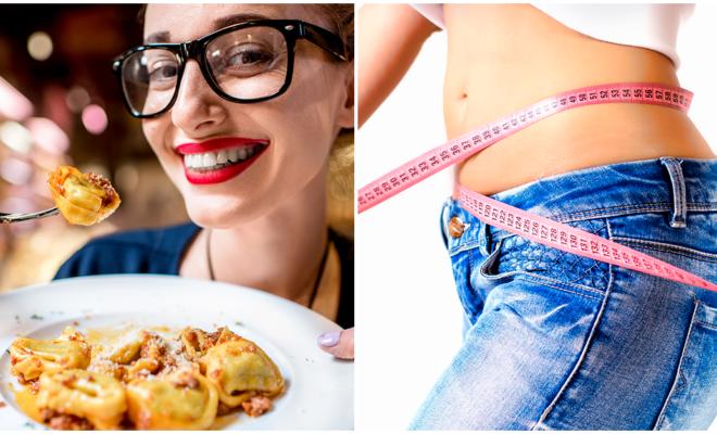 Cenas perfectas para no subir de peso