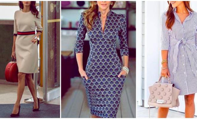 Vestidos que toda mujer de 40 debería tener para siempre lucir sofisticada