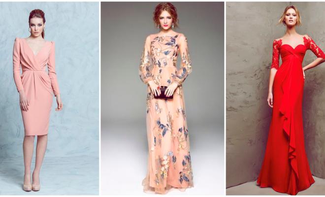 Los mejores vestidos para una fiesta de noche (con los que no pasarás frío)