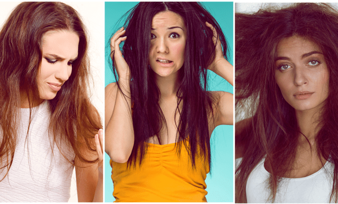 7 hábitos que están destruyendo tu cabello
