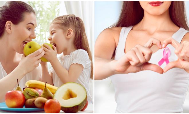 Los buenos hábitos previenen el cáncer de mama y evitan la recaída