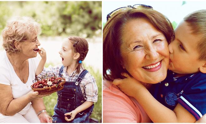 5 excelentes ventajas de ser una abuela joven