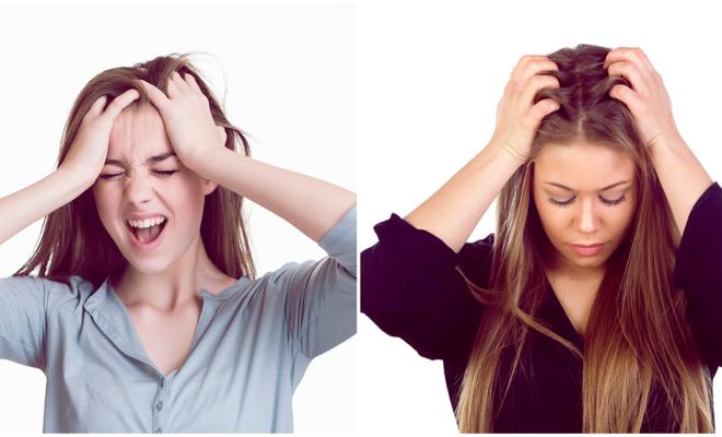 Descubre la causa del dolor de tu cuero cabelludo tras una larga jornada