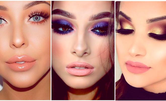 Luce espectacular con nuestra selección de makeup de fin de semana