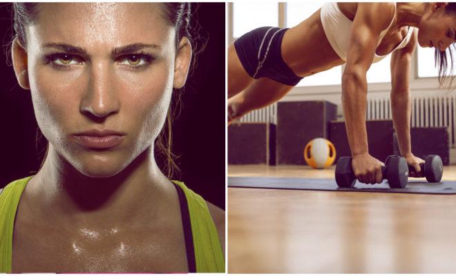 Nunca hagas ejercicio muy enojada, podría provocarte un infarto