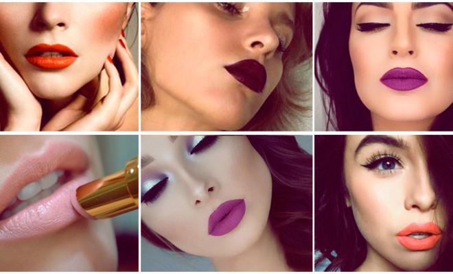 8 colores de lipstick además de rojo para celebrar tu día