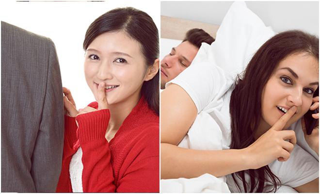 Si le guardas secretos a tu pareja, deberías pensarlo dos veces antes de hacerlo otra vez