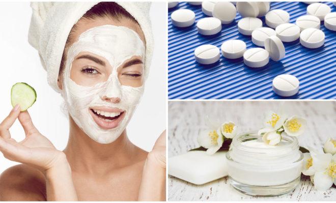 Secretos de belleza para mantener tu piel super suave con ácido acetilsalicílico