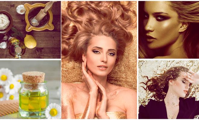 Ingredientes naturales que te ayudan a aclarar tu cabello