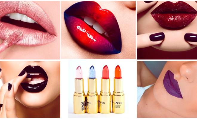 Tu lipstick ideal según tu signo zodiacal