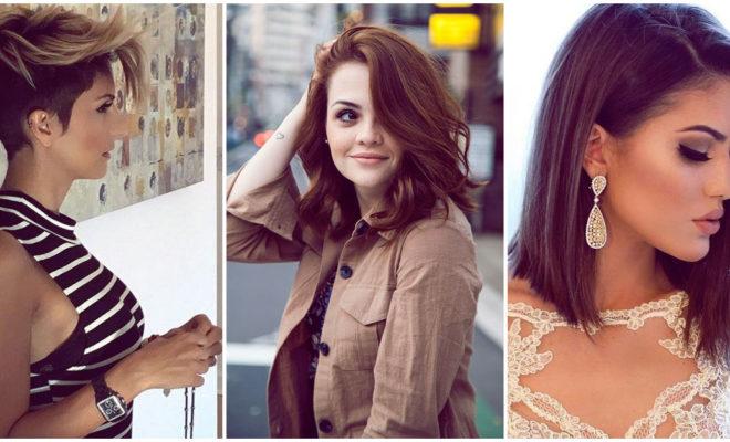 Dicen que la mujer que se corta el cabello está a punto de cambiar su vida, ¿será?