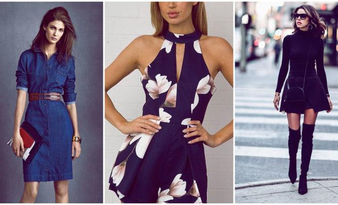 Vestidos que nunca pasarán de moda, ¿ya tienes alguno?