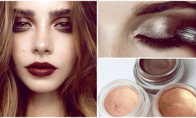 Cómo aplicar sombras en crema para lograr un maquillaje duradero
