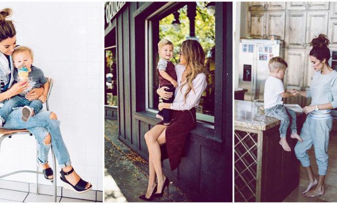 10 reglas de moda para las mamás que saben vestir bien