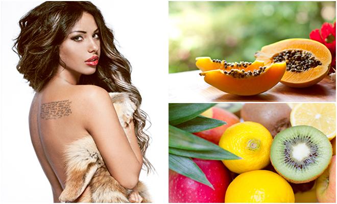 Frutas que debes consumir para mantener tu piel hermosa