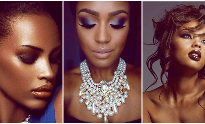 Cómo lograr los mejores makeups para pieles oscuras