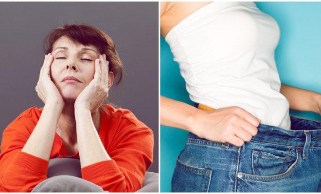 Cómo no subir de peso en la menopausia y conservar las curvas
