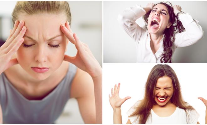Tu cuerpo te mostrará que el estrés te está afectando, conoce las señales