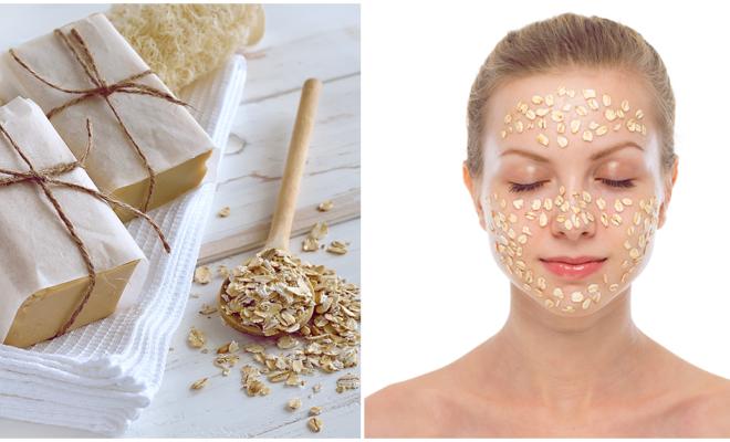 DIY increíble jabón de avena para lucir una piel hermosa y radiante