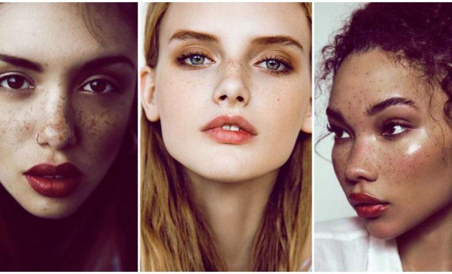 Maquillaje para chicas pecosas, luce más guapa con estos tips