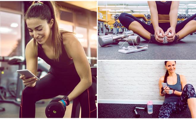 Por qué deberías dejar tu celular a un lado cuando haces ejercicio