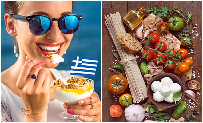 La dieta mediterránea te ayuda a bajar el colesterol en la sangre, ¡incluye vino!