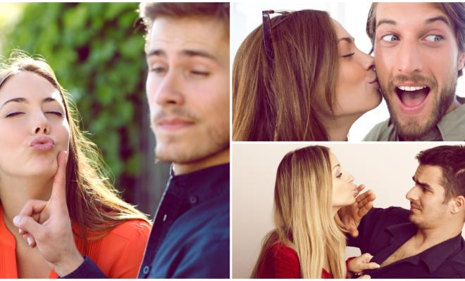 3 cosas que las mujeres hacen al besar y los hombres las detestan