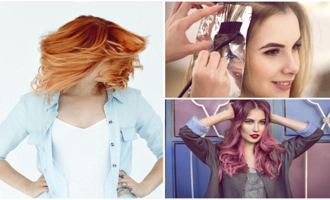 Evita que el tinte de tu cabello se vuelva rojizo