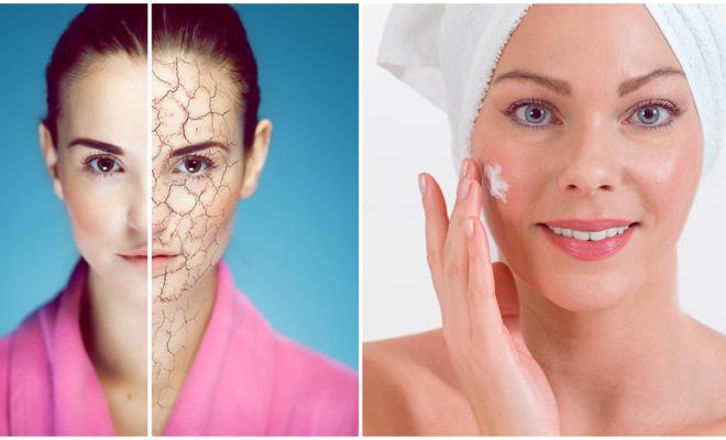 Si tu piel es seca, ésta es la manera en que debes aplicar tus productos de belleza