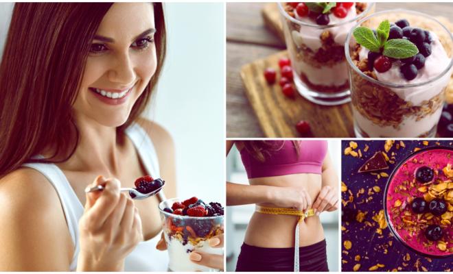 Postres que puedes disfrutar aunque estés a dieta