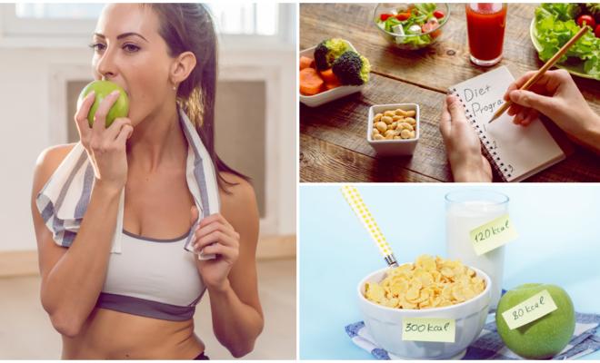 Cuántas calorías debes consumir al día realmente, según de tu estilo de vida