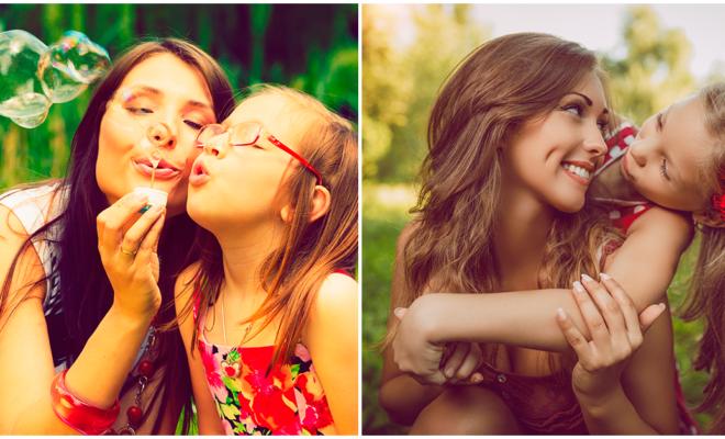 7 cosas que aprendiste con la edad y es tu deber enseñárselas a tu hija