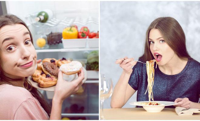 Si eres de las que gusta de comer a medianoche ten cuidado, este hábito tiene una gran consecuencia