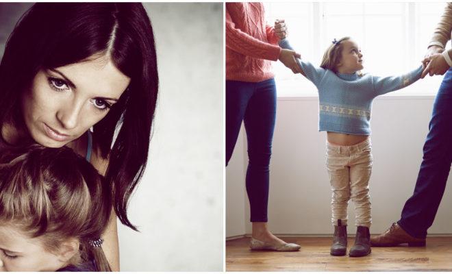 9 reglas para ser una buena madre después de tu divorcio