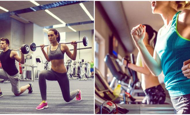 Esto es lo único que tienes que hacer para no dejar el gym