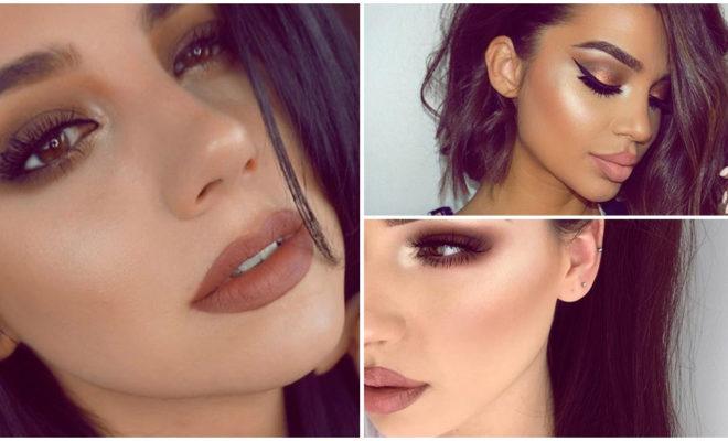 Maquillaje en tonos cálidos, ideales para pieles bronceadas