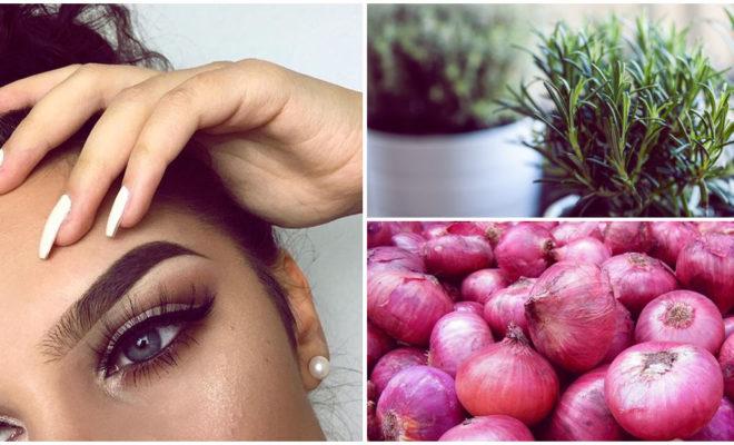 Recetas naturales para que tu ceja crezca fuerte y abundante