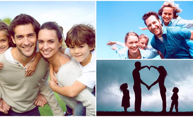 ¿Mamá o papá: a quién quieren más los hijos?