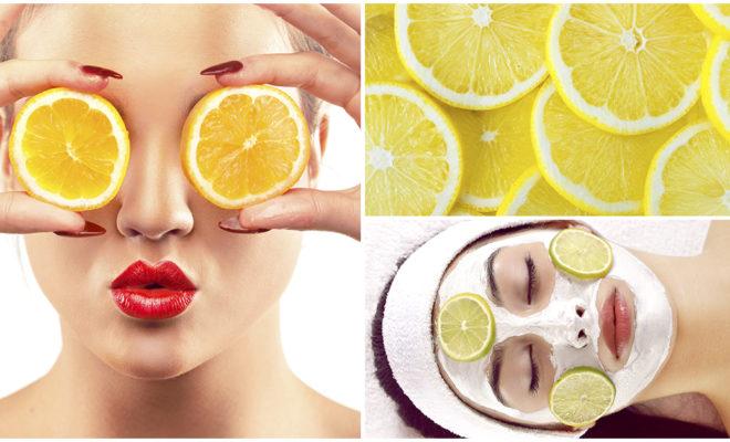 4 mascarillas cítricas para cuidar tu piel en el verano