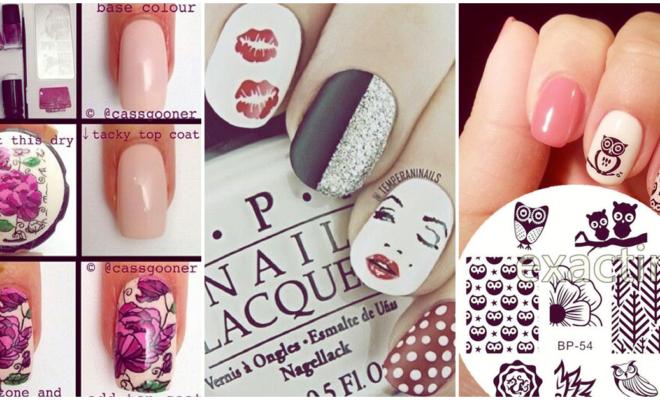 Las mejores manicuras con sello que debes probar