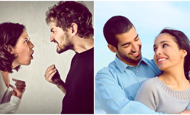 Aprende a superar la primera pelea de tu relación para que pueda salir adelante