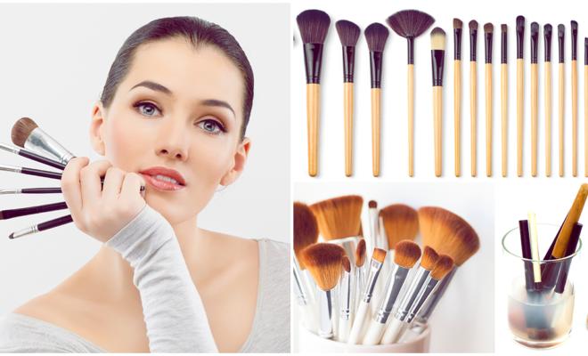 DIY jabón antibacterial para tus brochas de maquillaje