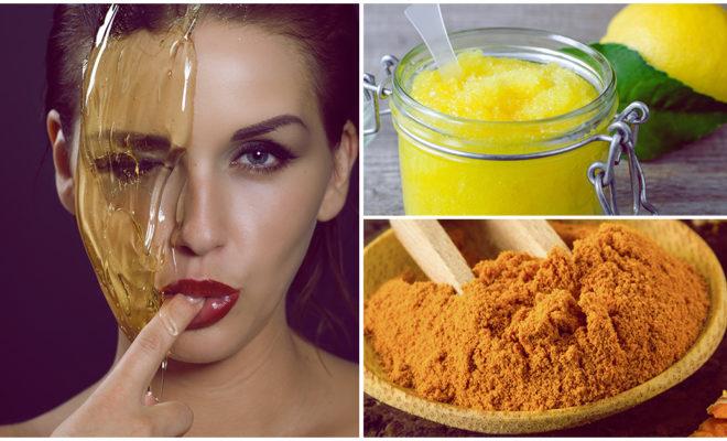 7 formas naturales de remover el vello facial