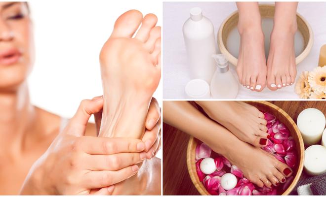 DIY crema refrescante para relajar tus pies después de un día pesado
