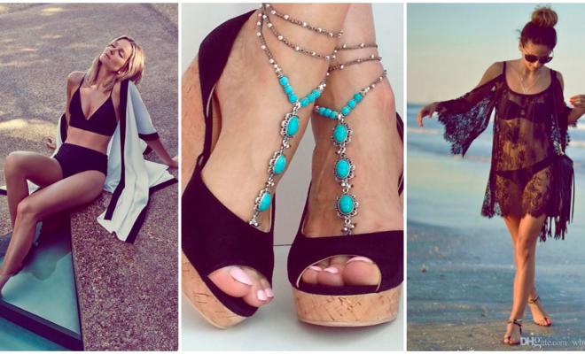 Las prendas que no pueden faltar en tu bolsa de playa esta temporada