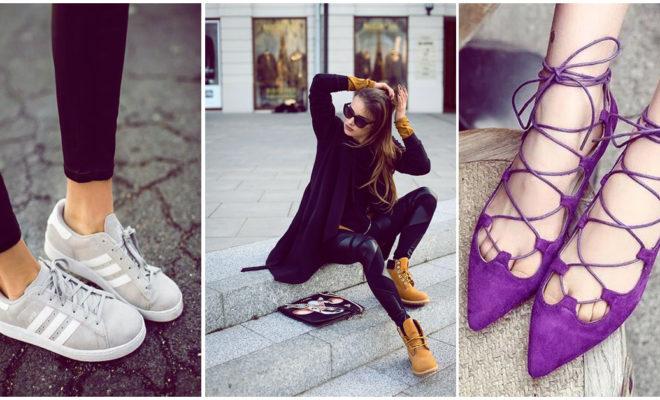 Los zapatos más bonitos para salir de la ciudad
