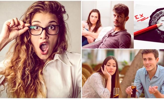 Cómo saber si tu pareja sigue pensando en su ex