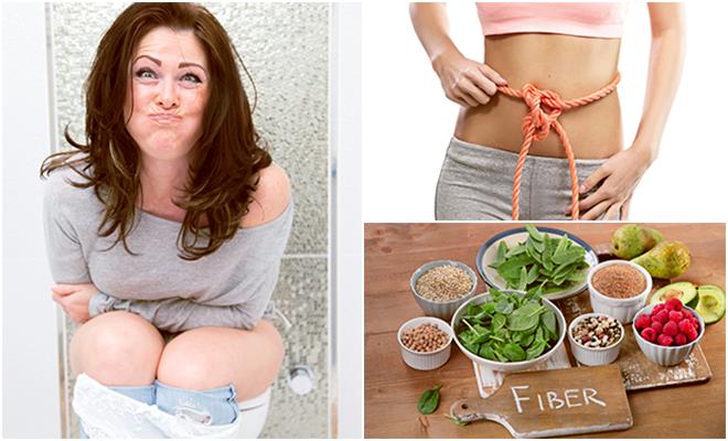 8 alimentos que quitan el estreñimiento y no deben faltar en tu dieta