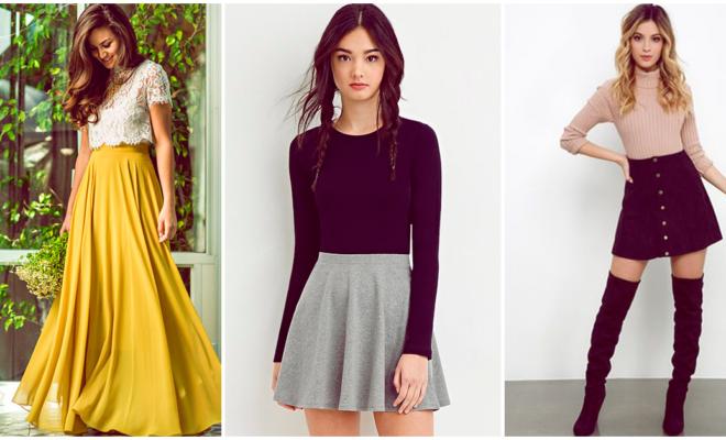 Las mejores faldas para tu día a día