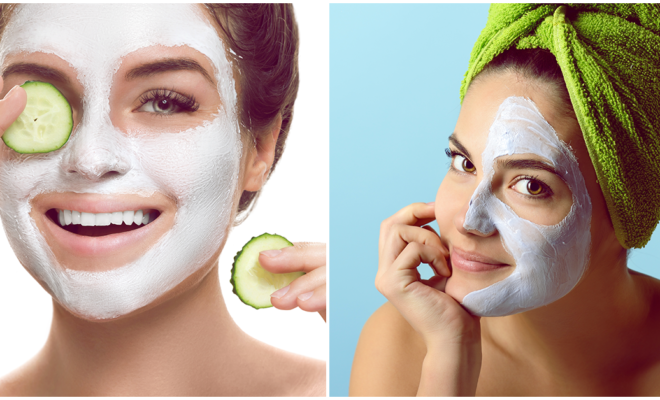 Las mejores mascarillas para tener un rostro saludable
